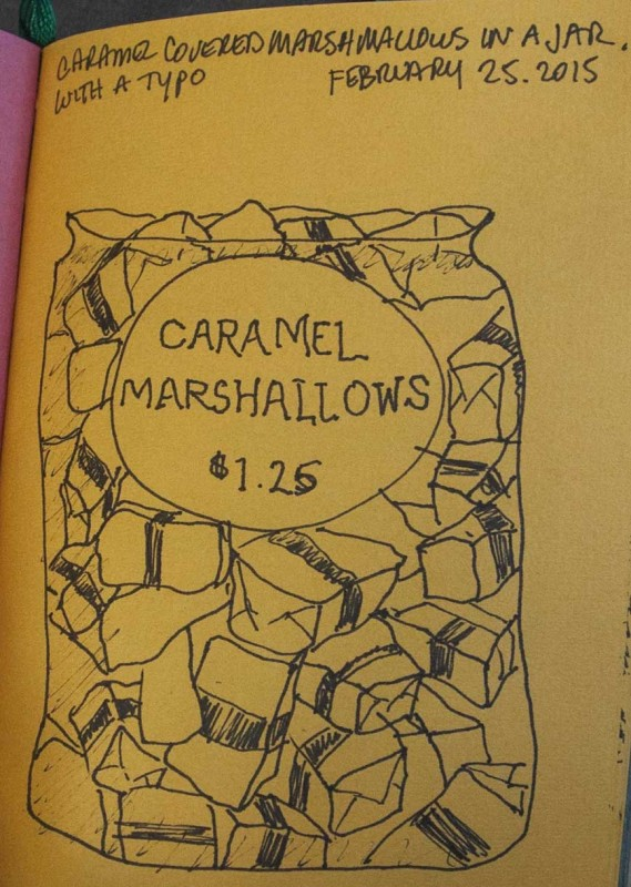KradelDrawingMarshmallow0073